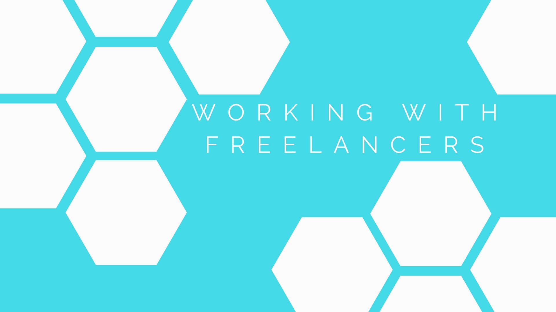 Working with Freelancers